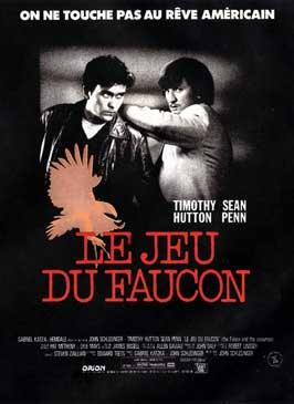 The Falcon and the Snowman - 11 x 17 Movie Poster - French Style A