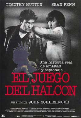 The Falcon and the Snowman - 27 x 40 Movie Poster - Spanish Style B