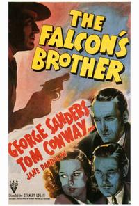 The Falcons Brother - 27 x 40 Movie Poster - Style A