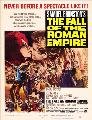 The Fall of the Roman Empire - 11 x 17 Movie Poster - Style E
