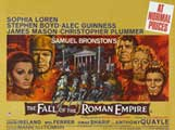 The Fall of the Roman Empire - 22 x 28 Movie Poster - Half Sheet Style B