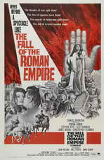 The Fall of the Roman Empire - 27 x 40 Movie Poster - Style E