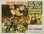 The Fall of the Roman Empire - 22 x 28 Movie Poster - Half Sheet Style C