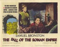 The Fall of the Roman Empire - 11 x 14 Movie Poster - Style G