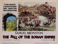 The Fall of the Roman Empire - 11 x 14 Movie Poster - Style J