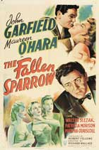 The Fallen Sparrow - 11 x 14 Movie Poster - Style A
