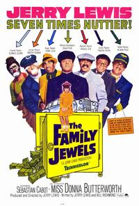 Family Jewels - 27 x 40 Movie Poster - Style A