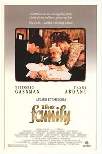 The Family - 27 x 40 Movie Poster - Style A