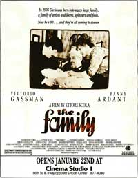 The Family - 11 x 17 Movie Poster - Style C