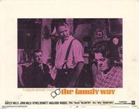 Family Way - 11 x 14 Movie Poster - Style B