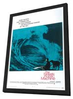 The Fantastic Plastic Machine - 11 x 17 Movie Poster - Style A - in Deluxe Wood Frame