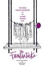 The Fantasticks (Broadway) - 11 x 17 Poster - Style A