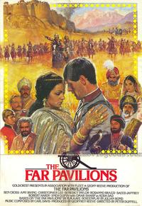 The Far Pavilions - 43 x 62 Movie Poster - Bus Shelter Style A