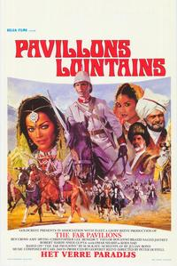 The Far Pavilions - 11 x 17 Movie Poster - Belgian Style A