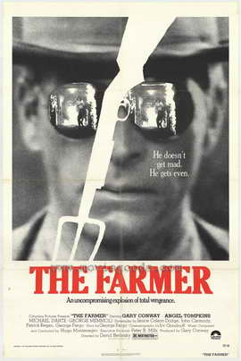 The Farmer - 11 x 17 Movie Poster - Style A