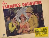 The Farmer's Daughter - 11 x 14 Movie Poster - Style A