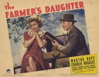 The Farmer's Daughter - 11 x 14 Movie Poster - Style C