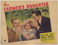 The Farmer's Daughter - 11 x 14 Movie Poster - Style D