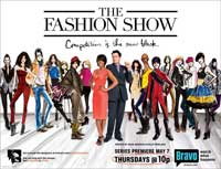 The Fashion Show - 11 x 17 Movie Poster - Style B