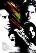 The Fast and the Furious - 27 x 40 Movie Poster - Style A