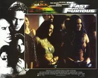 The Fast and the Furious - 11 x 14 Movie Poster - Style A