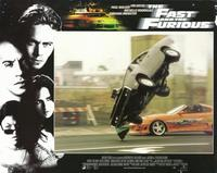 The Fast and the Furious - 11 x 14 Movie Poster - Style B