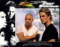 The Fast and the Furious - 11 x 14 Movie Poster - Style D
