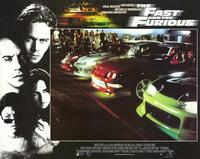 The Fast and the Furious - 11 x 14 Movie Poster - Style H