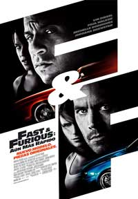 The Fast and the Furious - 27 x 40 Movie Poster - Spanish Style A