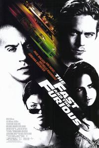 The Fast and the Furious - 11 x 17 Movie Poster - Style A - Museum Wrapped Canvas
