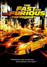 The Fast and the Furious: Tokyo Drift - 11 x 17 Movie Poster - Style B