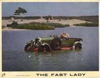 The Fast Lady - 11 x 14 Movie Poster - Style D