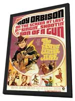 Fastest Guitar Alive - 11 x 17 Movie Poster - Style A - in Deluxe Wood Frame