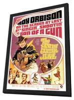 Fastest Guitar Alive - 27 x 40 Movie Poster - Style A - in Deluxe Wood Frame