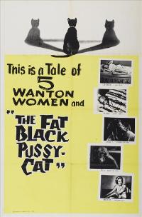 The Fat Black Pussycat - 27 x 40 Movie Poster - Style A