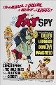 The Fat Spy - 11 x 17 Movie Poster - Style A