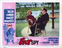 The Fat Spy - 11 x 14 Movie Poster - Style B