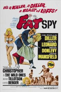 The Fat Spy - 27 x 40 Movie Poster - Style A