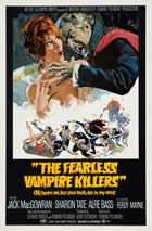 The Fearless Vampire Killers - 27 x 40 Movie Poster - Style B