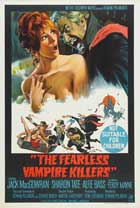 The Fearless Vampire Killers - 11 x 17 Movie Poster - Australian Style A
