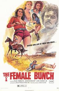 The Female Bunch - 11 x 17 Movie Poster - Style A