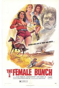 The Female Bunch - 27 x 40 Movie Poster - Style A