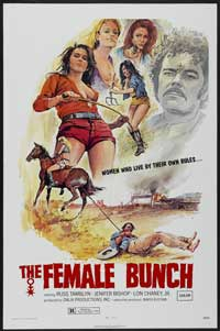 The Female Bunch - 43 x 62 Movie Poster - Bus Shelter Style A
