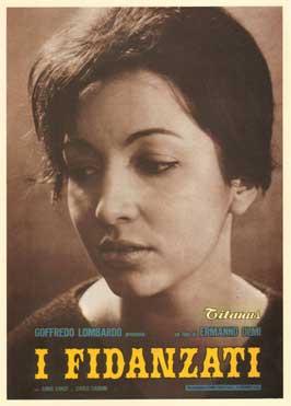 The Fiances - 11 x 17 Movie Poster - Italian Style B