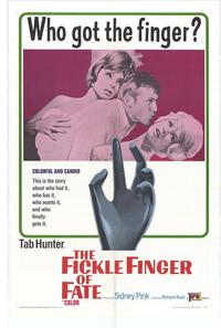 Fickle Finger of Fate - 11 x 17 Movie Poster - Style A