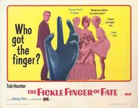 Fickle Finger of Fate - 22 x 28 Movie Poster - Half Sheet Style A