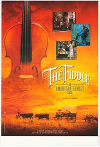 The Fiddle: An American Family Saga (IMAX) - 43 x 62 Movie Poster - Bus Shelter Style A