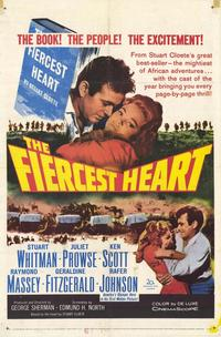 Fiercest Heart - 11 x 17 Movie Poster - Style A