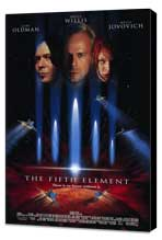The Fifth Element - 27 x 40 Movie Poster - Style A - Museum Wrapped Canvas
