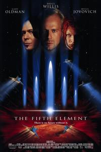 The Fifth Element - 11 x 17 Movie Poster - Style A